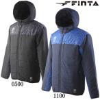 中綿ライトジャケット  FINTA フィンタ サッカー フットサル ウェア ウインドブレーカー 19FW(FT8231)