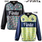 昇華ピステトップ  FINTA フィンタ サッカー フットサル ウェア ピステ 20FW(FT8406)
