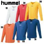 ジュニア長袖インナーシャツ 【hummel】ヒュンメル サッカー ウェア アンダー(インナー)シャツ (hjp5105)
