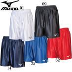 フィールドパンツ (メンズ) MIZUNO ミズノフットボール/サッカー ウエア プラクティスパンツ18SS (P2MB8021)