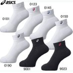 ソックス10 asics アシックス スポーツソックス (XAS455)