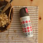 ロッタヤンスドッター 保温保冷 軽量ワンプッシュステンレスマグボトル(360ml)Lotta Jansdotter 北欧 雑貨 おしゃれ コンパクト水筒 運動会