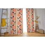 DESIGN LIFE 北欧デザイン遮光カーテン(1枚)KEIRANSASU ケイランサス(100×200)ウォッシャブル 形状記憶加工 日本製 スミノエ