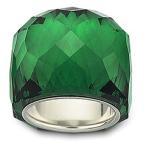 ショッピングスワロフスキー スワロフスキー Swarovski 『Nirvana Emerald リング』 指輪 1004603