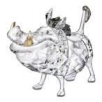 ショッピングスワロフスキー スワロフスキー Swarovski ディズニー ライオンキング 『プンバァ』 1049784