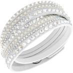 ショッピングスワロフスキー スワロフスキー Swarovski 『Slake White Deluxe ブレスレット』 5120520