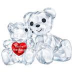 スワロフスキー Swarovski クリスベア 置物 Kris Bear You're the Best 5427994