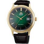 【当店1年保証】オリエントORIENT watch Automatic casual classic Green SAC08002F0 Men