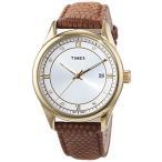 タイメックスTimex - Analog quartz Wristwatch, Leather