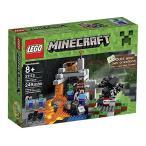 レゴ マインクラフト LEGO Minecraft The Cave 21113 小学生に大人気!
