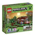 レゴ LEGO 21115 マインクラフト はじめての夜 ザ・ファーストナイト 小学生に大人気!