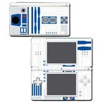 BB-8Star Wars R2-D2 Special Edition R2D2 BB-8 BB8 Robot Droid Bot Video Game Vinyl Decal Skin Sticker Cover for Nintendo DS Lite S