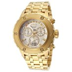 インヴィクタInvicta Men's 14471 Subaqua Analog-Display Swiss Quartz Gold-Plated Watch
