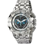 インヴィクタInvicta Men's 16802 Venom Analog Display Swiss Quartz Silver Watch