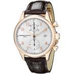 フレデリックコンスタントFrederique Constant Men's FC393RM5B4 Analog Swiss Automatic Brown Leather Watch