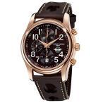 フレデリックコンスタントFrederique Constant Men's FC-392CH6B4 Healey automatic Brown Chronograph Dial Watch