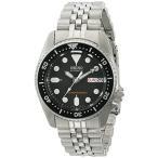 【当店1年保証】セイコーSeiko SKX013K2 Black Dial Automatic Divers Midsize Watch