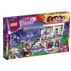 レゴLEGO Friends Livi's Pop Star House 41135