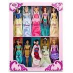 ディズニーClassic Disney Princess Doll Gift Set - Jasmine, Pocahontas, Rapunzel, Mulan