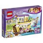 レゴLEGO Friends 41037 Stephanie's Beach House, 369 Pcs
