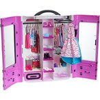 バービーBarbie Fashionistas Ultimate Closet, Purple