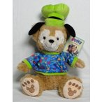 "ダッフィーWDW limited Duffy Goofy costume 12 inches [imports] WDW Duffy Goofy Costume Bear 12 "" (japan import)"