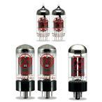 真空管JJ Tube Upgrade Kit For Fender Princeton Amps w/6V6S ECC83S GZ34