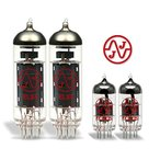 真空管JJ Tube Upgrade Kit For VOX AC15 & AC15CC Amps EL84 ECC83S
