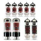 真空管JJ Tube Upgrade Kit For Egnater Rebel 30 Heads & Combo Amps w/6V6S EL84 ECC83S