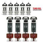 真空管Tung-Sol Tube Upgrade Kit For Marshall JVM 410H, 410C, 210H, 210C Amps EL34B/12AX7