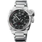 オリスOris BC4 Der Meisterflieger Mens Automatic Watch 649-7632-4164MB