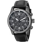 オリスOris Men's 67576484234LS Big Crown Analog Display Swiss Automatic Black Watch
