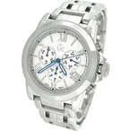 ゲスGuess Collection Chronograph Mens Watch - G41008G1