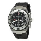 【当店1年保証】ハミルトンHamilton Khaki Navy Sub Auto Chrono Men's Automatic Watch H78716333