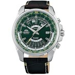 【当店1年保証】オリエントORIENT Sporty Automatic World-Time Multi-Year Calendar EU0B003F