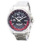 オリエントOrient Automatic Multi Year Calendar World Time SEU0B001BH Mens Watch
