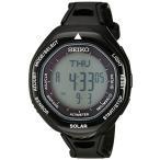 【当店1年保証】セイコーSeiko Men's SBEB001 Prospex Stainless Steel Watch with Black Band