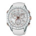 【当店1年保証】セイコーSeiko Astron GPS Limited Edition Solar Chronograph Sse021j1 White