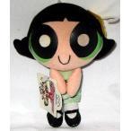 """パワーパフガールズ5"""" Buttercup Mini Plush Powerpuff Girl"""