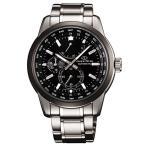 """【当店1年保証】オリエントORIENT STAR """"World Time"""" Automatic SAR Sapphire Power Reserve Watch Black JC00001B WZ0011JC"""