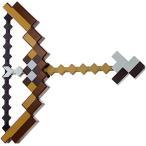 【即納・送料無料】矢が飛ばせる!マインクラフト  弓と矢 Minecraft Bow and Arrow 小学