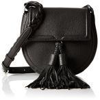 レベッカミンコフRebecca Minkoff Isobel Saddle Bag, Black