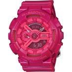当店1年保証 カシオCasio - G-Shock - S Series - Pink - GMAS110CC-4A