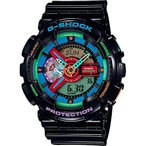【当店1年保証】カシオG-Shock  Men's GA-110MC Black One Size