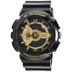 カシオCasio G-Shock X-Large Skeleton Gold Dial GA110GB-1