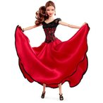 バービー人形Barbie Collector Dancing with The Stars Paso Doble Doll