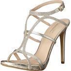ゲスGuess Adalee2 Silver Multi Womens Ankle Strap Size 9.5M