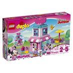レゴLEGO DUPLO Brand Disney Minnie Mouse Bow-Tique 10844 Building Kit (70 Piece)