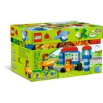 レゴLego Duplo Build and Play Box (4629)