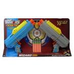 ショッピングAIR バズビーAir Warriors Ultra-Tek Wizard 2-pack dart blaster guns by Buzz Bee Toys